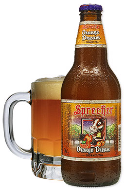 Logo for Sprecher Orange Dream