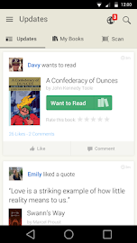 Goodreads Screenshot 1