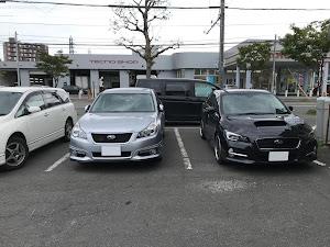 レガシィツーリングワゴン BRM のカスタム事例画像 タンタカタ〜ンさんの2018年09月16日19:57の投稿