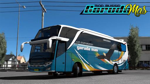 MOD Bus Garuda Mas Apk 1