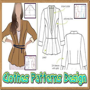Clothes Patterns Design - náhled