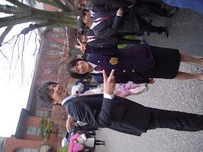 Photo: 2010年度卒業式