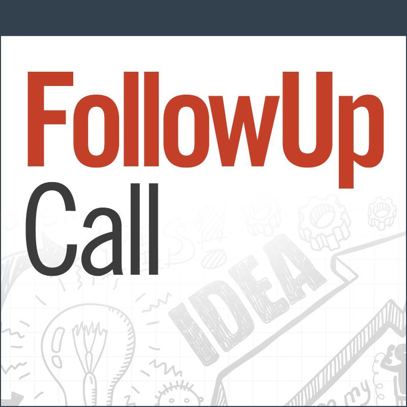 Follow-Up Call