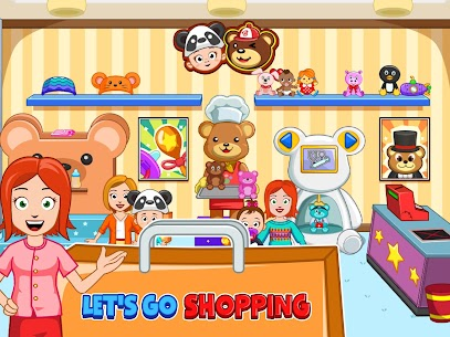 My Town : Shopping Mall MOD APK 1.00 [Characters Unlocked] 7