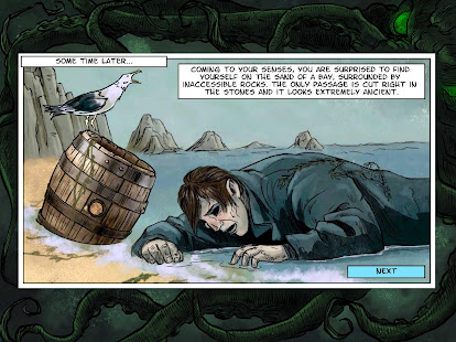 Lovecraft Quest – A Comix Game 12