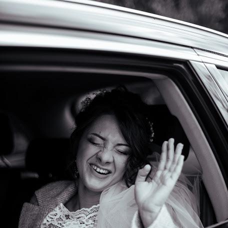 Свадебный фотограф Галя Андросюк (galyaandrosyuk). Фотография от 13.12.2017