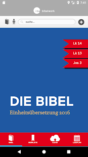 Die Bibel - Einheitsübersetzung 2016 - náhled