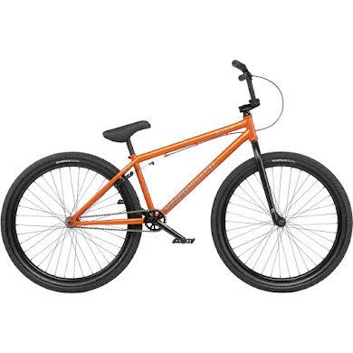 "Radio MY21 Ceptor 26"" Bike - 22.7"" TT, Matte Metallic Burned Orange"