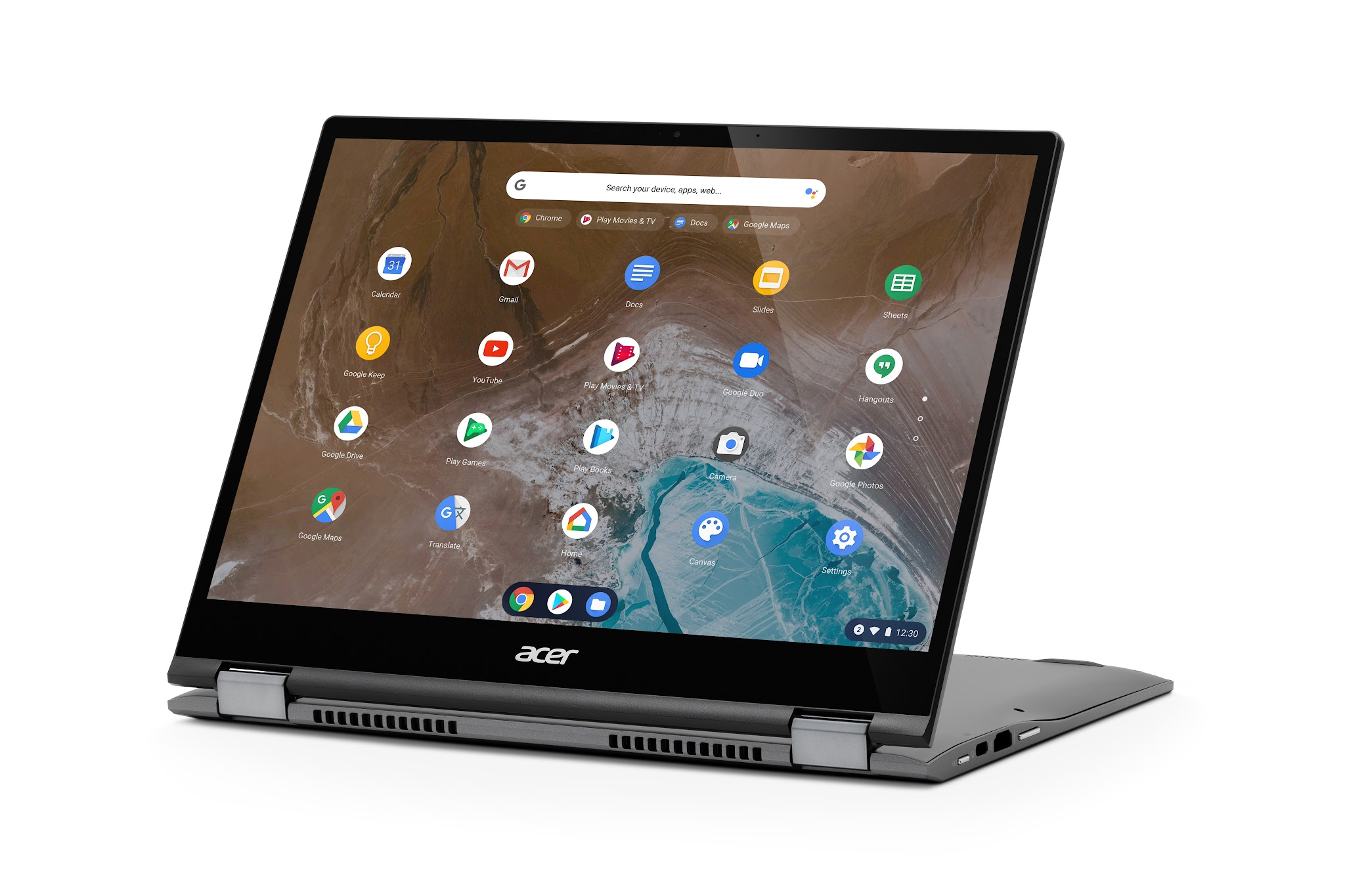 Acer Chromebook Spin 713 - photo 10
