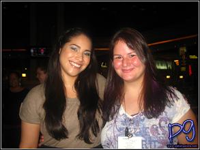 Photo: Christine of Temptalia and Krystal of PolishGalore