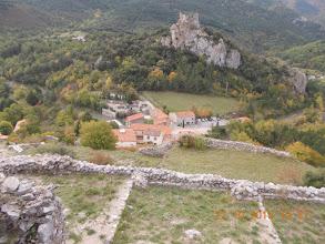Photo: la Vilasse et Castel Sabarda