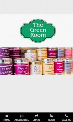 The Green Room Shop