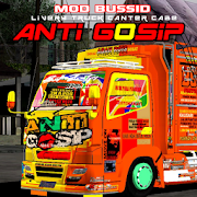 Mod Bussid Livery Truk Canter Cabe Anti Gosip