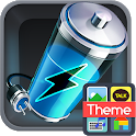 Phone Themeshop Battery icon