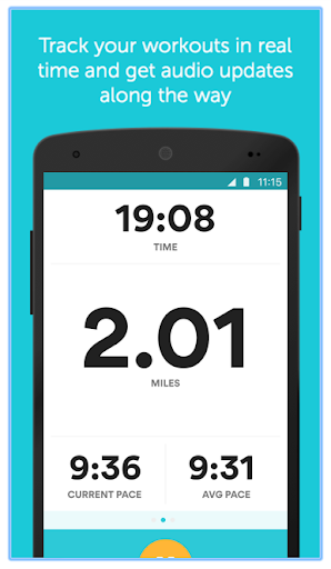 Runkeeper - GPS Track Run Walk 9.11.2 screenshots 2