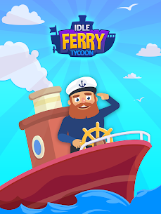 Idle Ferry Tycoon Mod Apk 1.2.15 (No Ads) 8