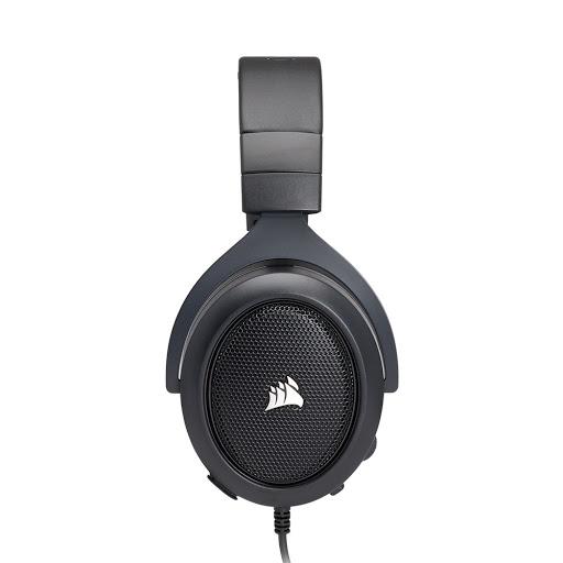 Tai nghe Corsair HS50 Stereo Carbon-6