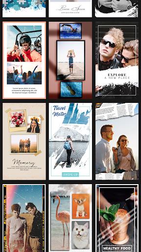 StoryPic -  Insta Story Maker for Instagram  screenshots 1