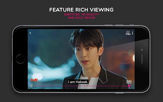 Tribe – Stream Korean Dramas, Anime and movies