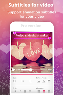 Video Slideshow Maker Pro & Animated Transitions 3