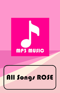 ROSE Songs - náhled
