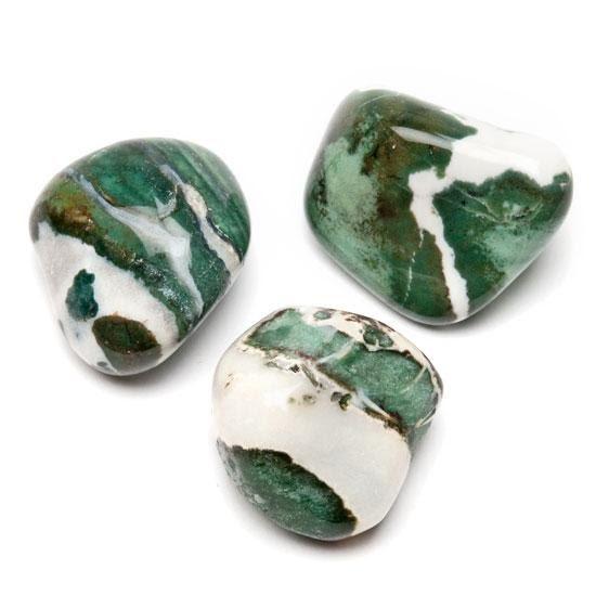 Sardonyx grön