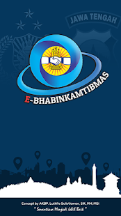 E-BHABINKAMTIBMAS- screenshot thumbnail