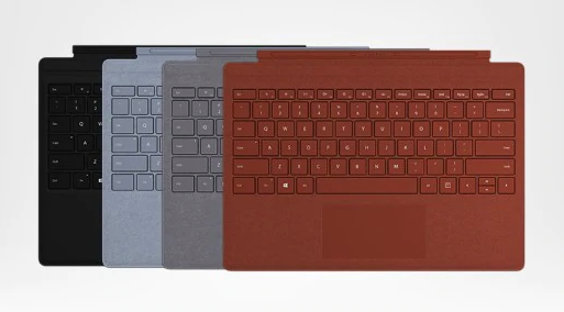 Surface Pro 7 Surface Pro Signature Type Cover