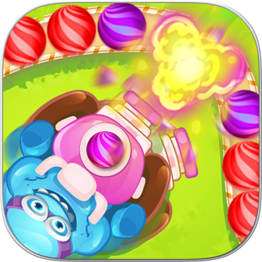 糖果传说:果冻大理石战争 休閒 App LOGO-硬是要APP