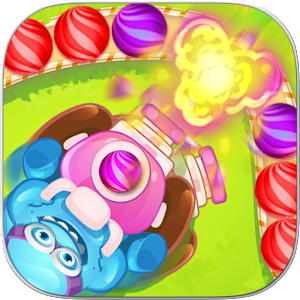 Candy Legend: Jelly Marble War for PC and MAC