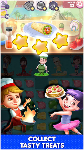 Fantastic Chefs: Match 'n Cook  {cheat|hack|gameplay|apk mod|resources generator} 3