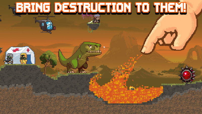 The Sandbox Evolution - Craft a 2D Pixel Universe! Screenshot 3