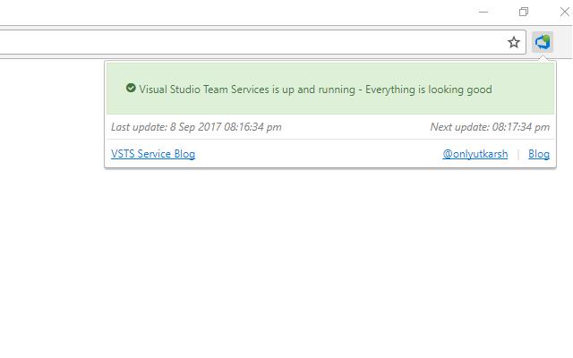 VSTS Status Monitor