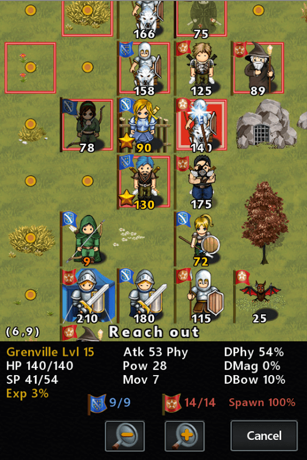 Kingturn RPG Plus- screenshot