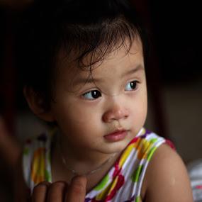 Baby in tears by Henry Nguyen - Babies & Children Children Candids
