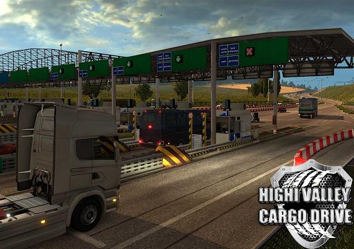 Grand City Truck Driving Simulator 2018 Game 3.0 screenshots 3