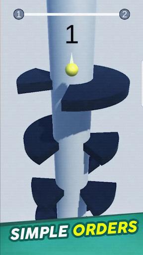 Helix Jump 2.0 screenshots 9