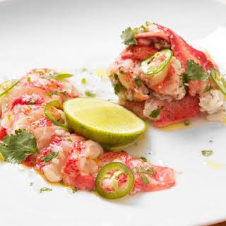 Lobster Ceviche.