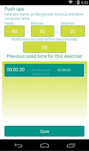 Interval Workout Timer screenshot 6
