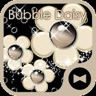 Flower Wallpaper Bubble Daisy icon