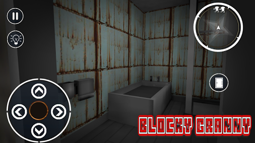 Granny Blocky Horror House 3D  screenshots EasyGameCheats.pro 2