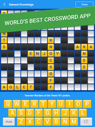 Crossword Puzzle Free 0.0.5 screenshots 1