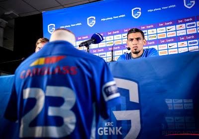 """Nieuwste KRC Genk aanwinst Daniel Muñoz: """"Ik wil mijn wil om te winnen graag overbrengen."""""""