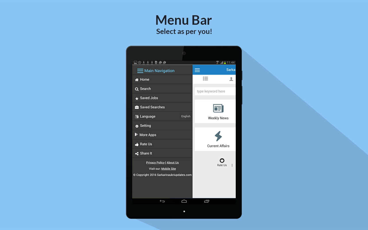sarkari naukri android apps on google play sarkari naukri screenshot