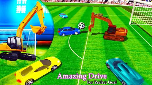 Car Rocketball Turbo Soccer League 1.0 screenshots 7