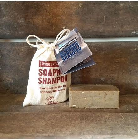 Ayurvedic Soapnut Schampotvål, 90 gram