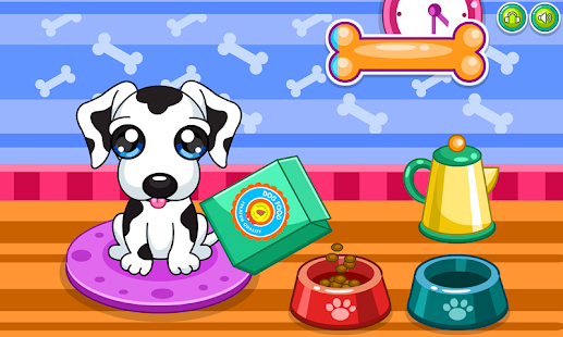 Caring for puppy salon- screenshot thumbnail