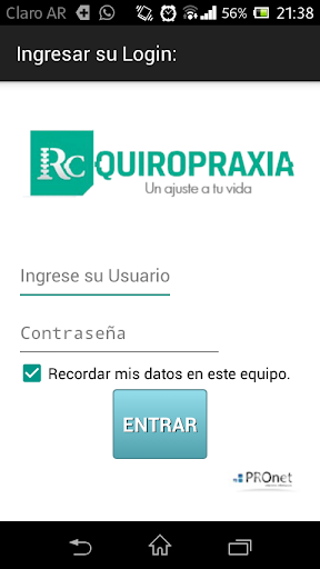 RC Quiropraxia