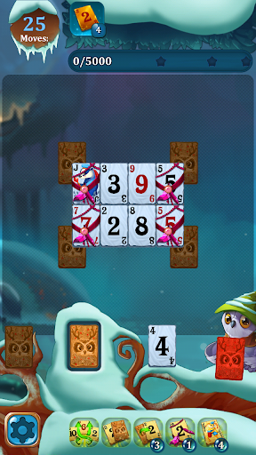 免費下載紙牌APP|Solitaire: Frozen Dream Forest app開箱文|APP開箱王