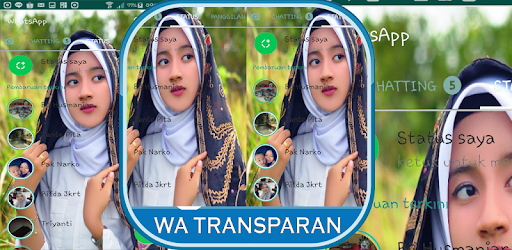 Wa Transparan Asik for PC